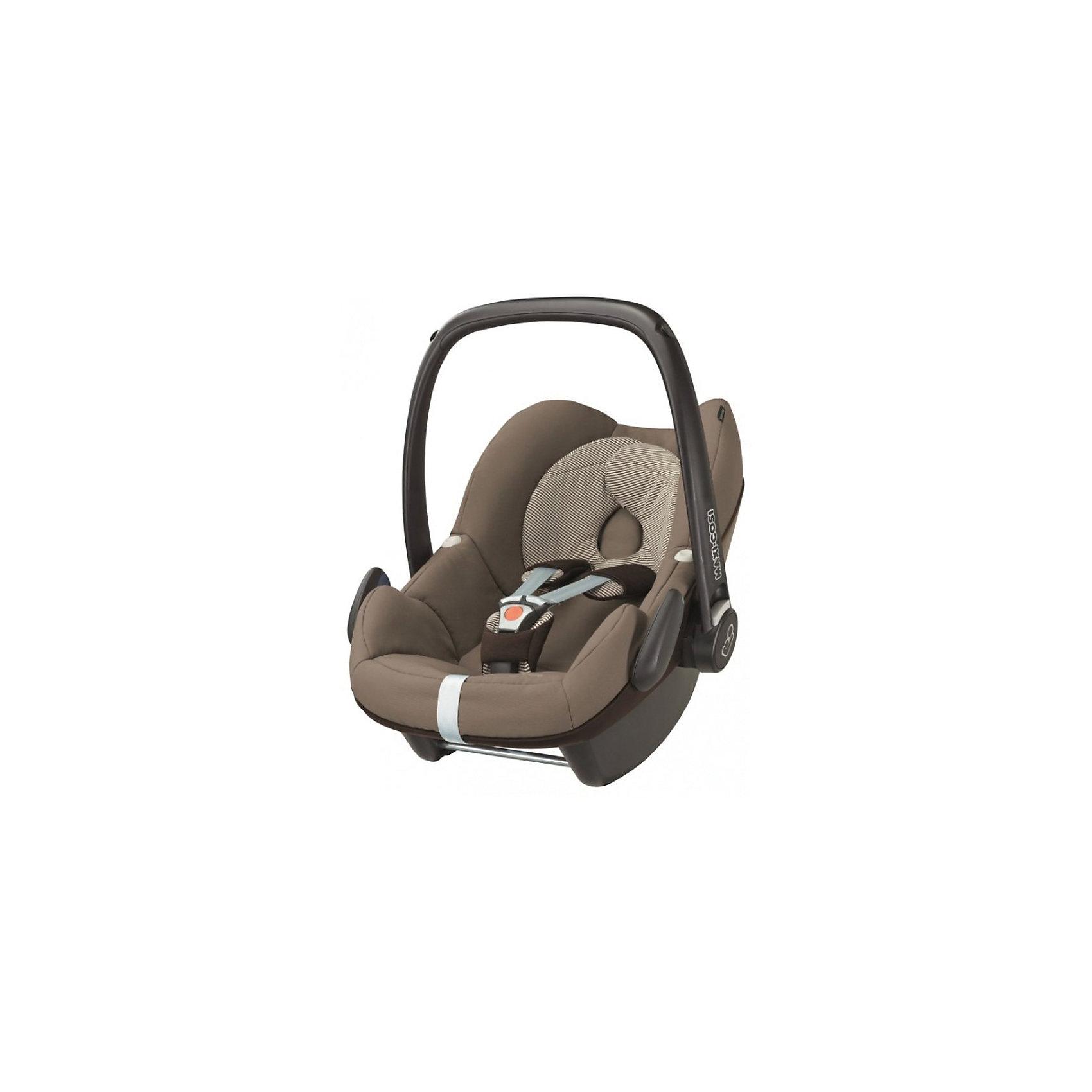 Автокресло Pebble 0-13 кг., Maxi-Cosi, Earth brown (Maxi Cosi)
