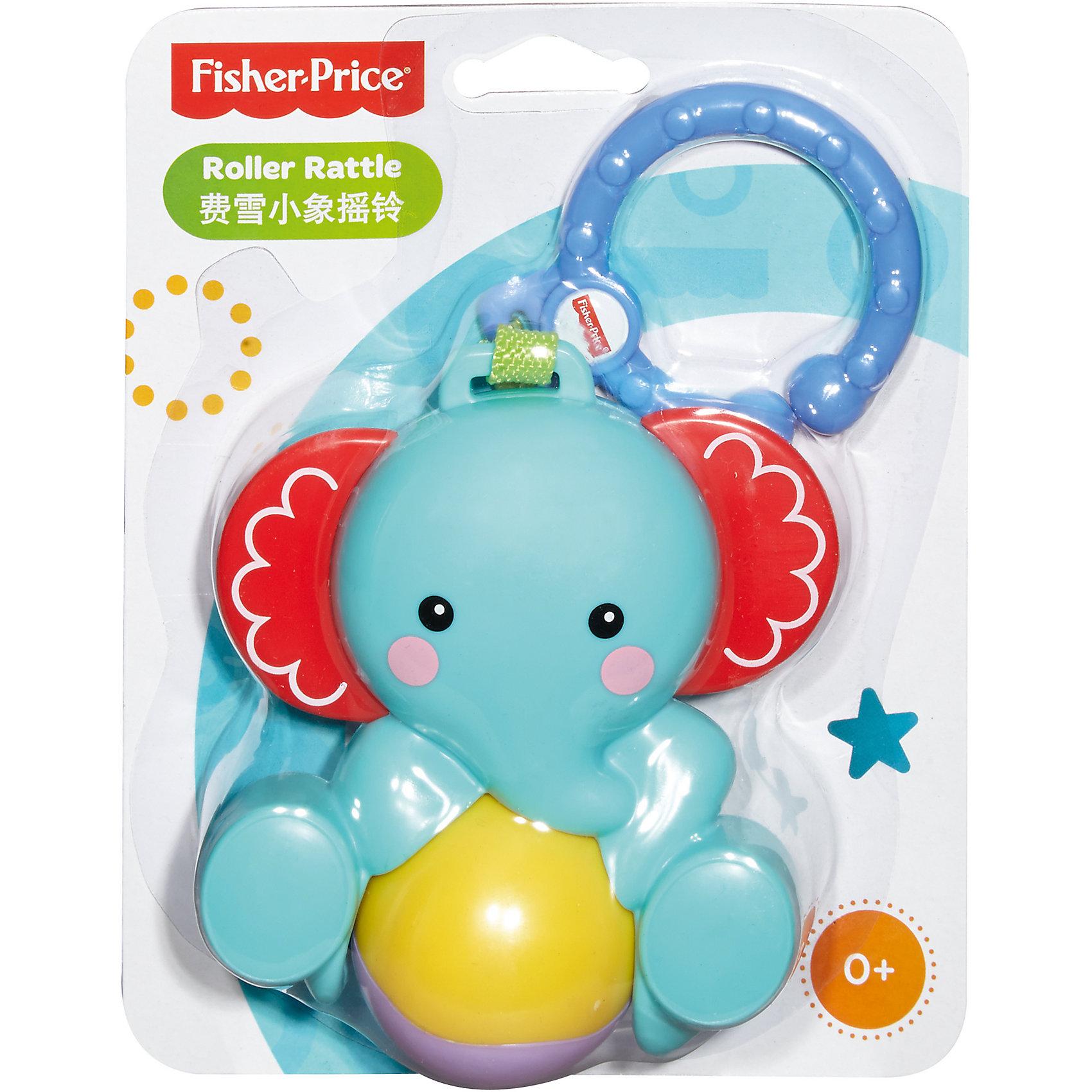 Погремушка-прорезыватель Fisher-Price (Mattel)