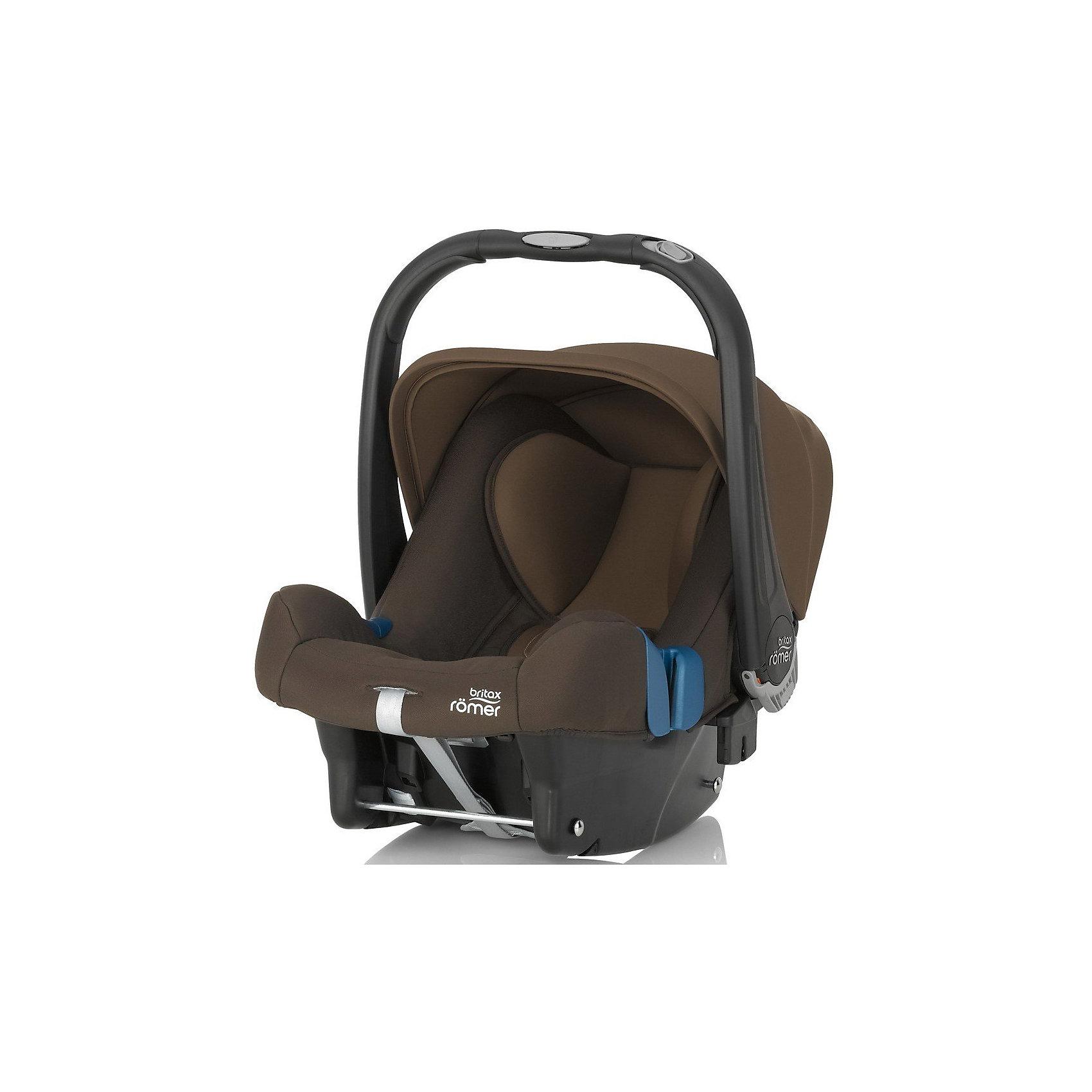 Britax Romer Автокресло Britax Romer Baby-Safe Plus SHR II 0-13 кг, Wood Brown