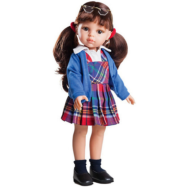 Paola Reina Кукла Paola Reina Кэрол школьница, 32 см