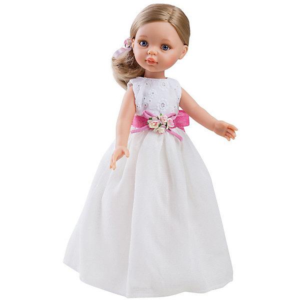 Paola Reina Кукла Paola Reina Клэр, 32 см кукла yako m6579 6