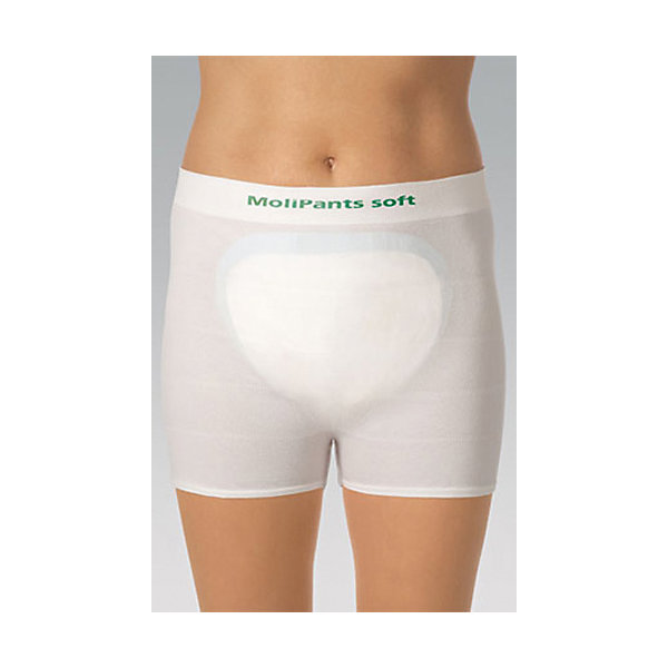 Hartmann Штанишки удлиненные MoliPants Soft (M) 5шт., Hartmann