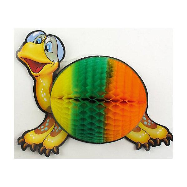 Веселый праздник Бумажный фонарик Черепаха