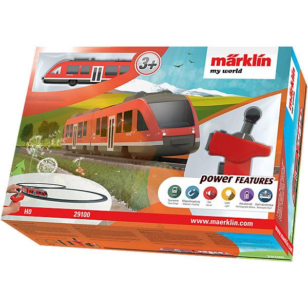 Märklin Железная дорога Marklin My World Пригородный поезд Lint
