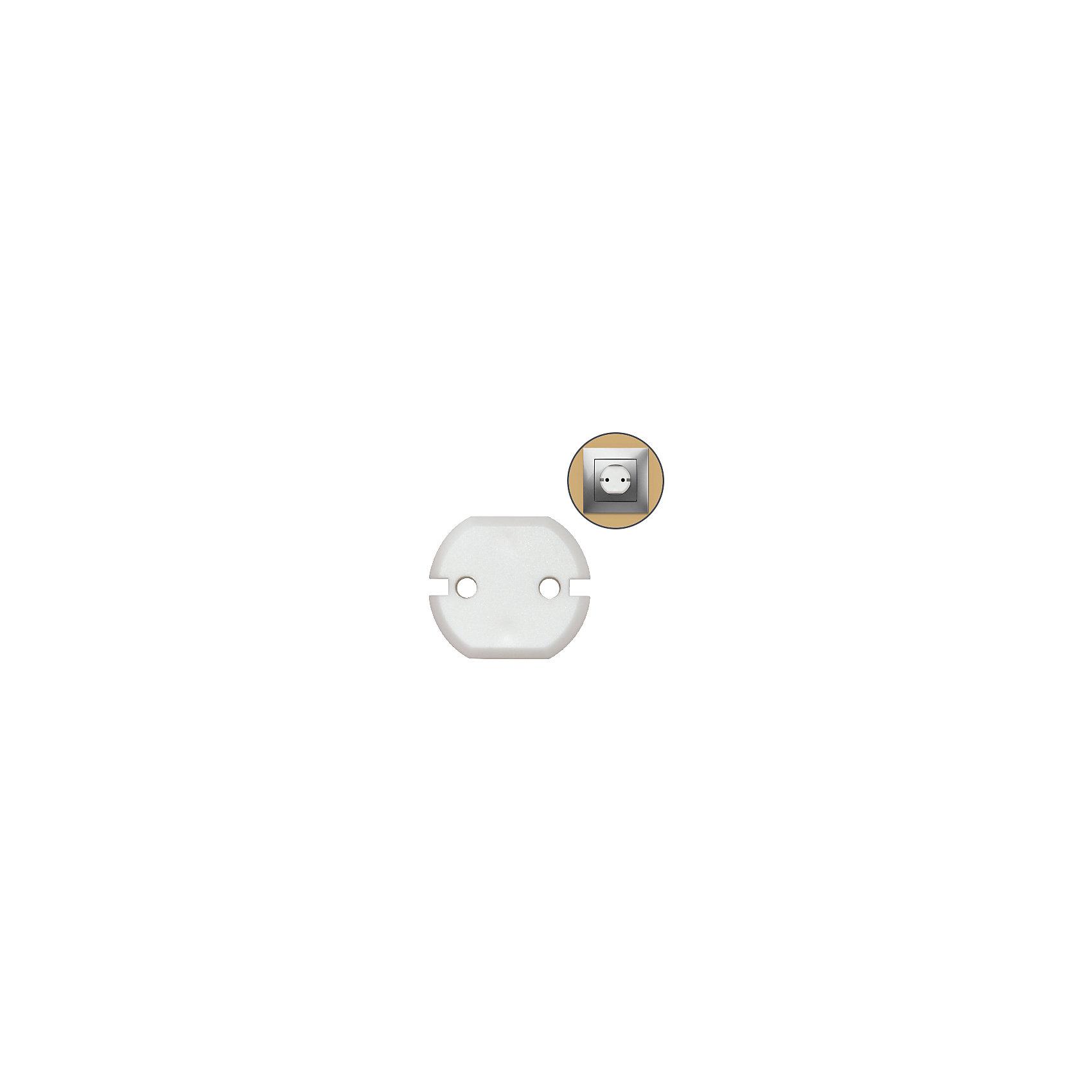 Заглушки для розеток большие 6шт., LUBBY