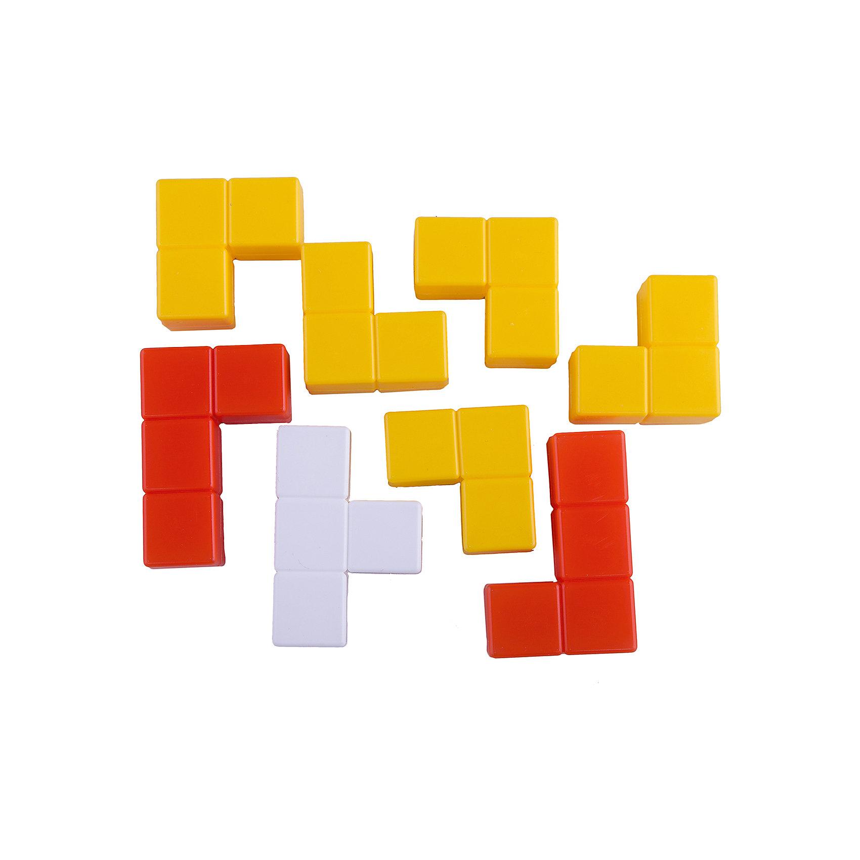 Развивающая игра «Эврика. Кубики для всех»