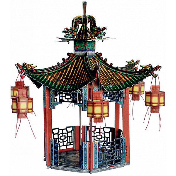 Умная Бумага Сборная модель Китайская беседка умная бумага сборная модель из картона вилла в виллемомбле 1 87 318