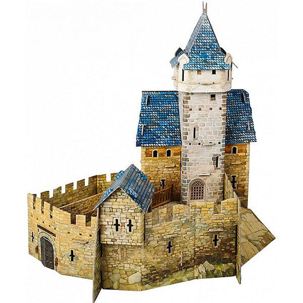 Умная Бумага Сборная модель Охотничий замок