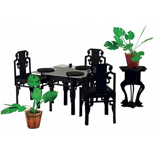 Умная Бумага Сборная модель Чайная комната