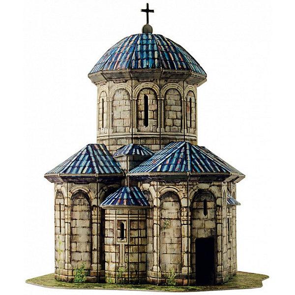 Умная Бумага Сборная модель Церковь Кветера масштабные модели