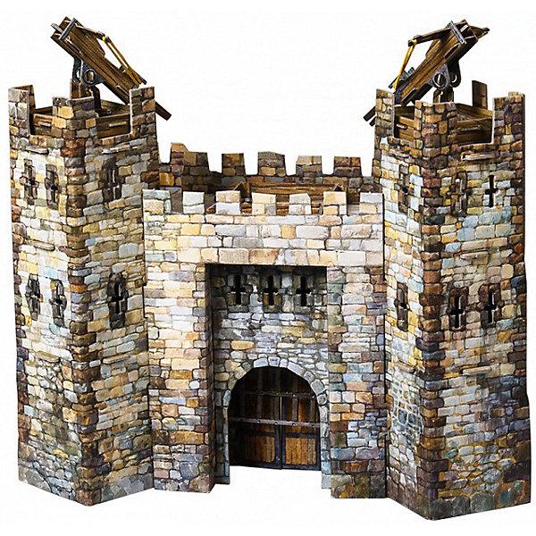 Умная Бумага Сборная модель Главные ворота