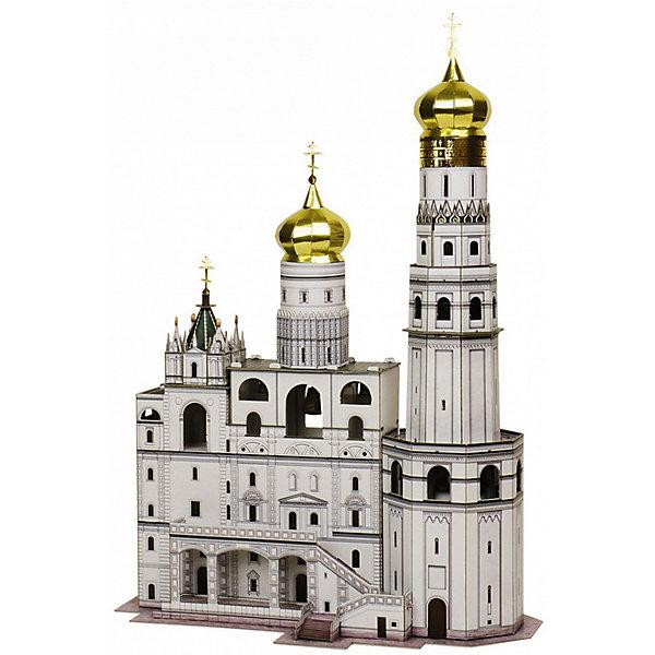 Умная Бумага Сборная модель Колокольня Иван Великий масштабные модели