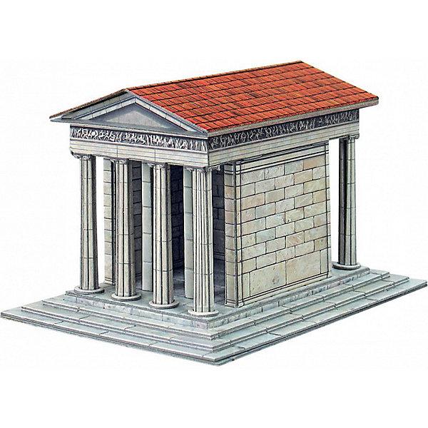 Умная Бумага Сборная модель Храм Ники Аптерос масштабные модели