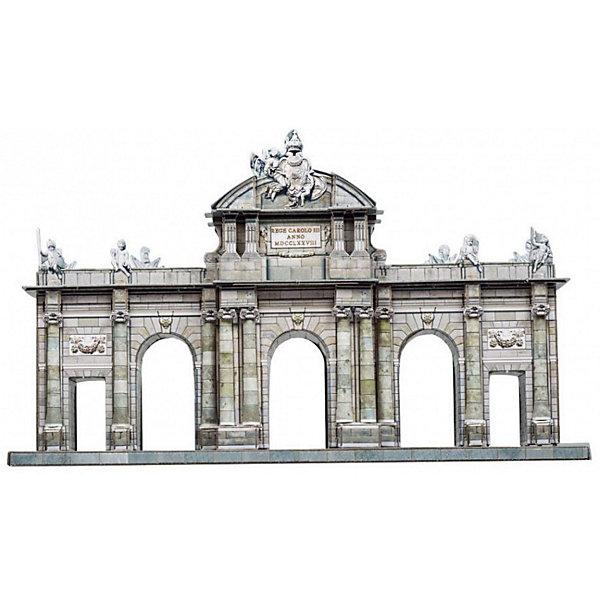 Умная Бумага Сборная модель Ворота Алькала
