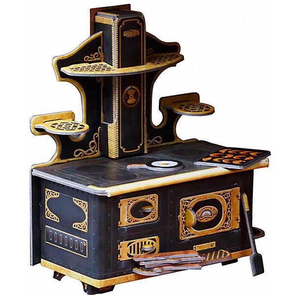 Умная Бумага Сборная модель Кухонная плита