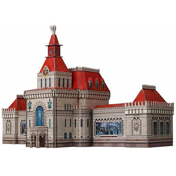 Умная Бумага Сборная модель Музей А.В.Суворова масштабные модели