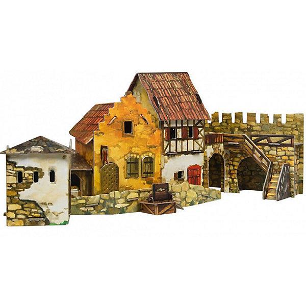 Фото - Умная Бумага Сборная модель Городская площадь: Рынок умная бумага сборная модель из картона вилла в виллемомбле 1 87 318