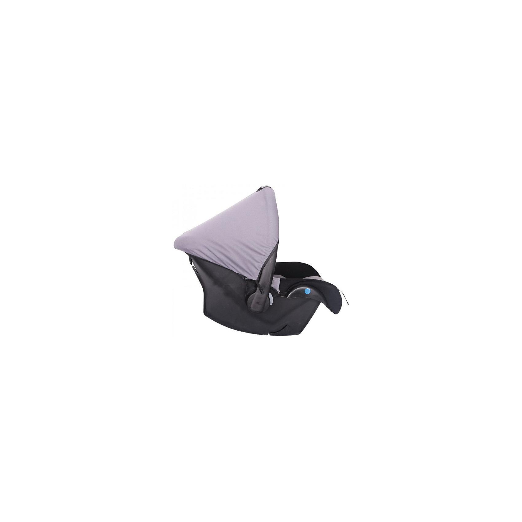 Автокресло Colibri 0-13 кг., Zlatek, серый