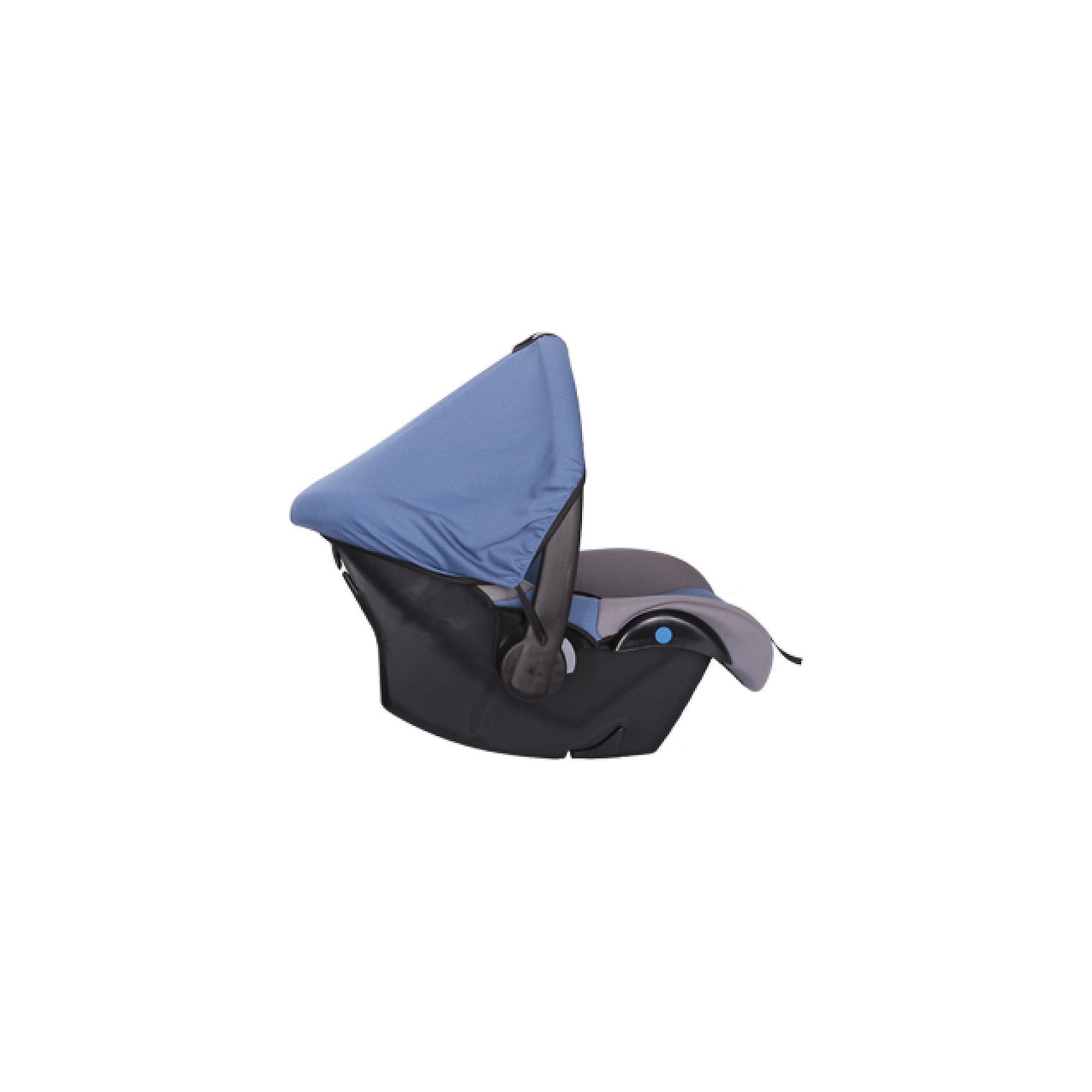 Автокресло Zlatek Colibri 0-13 кг, синий