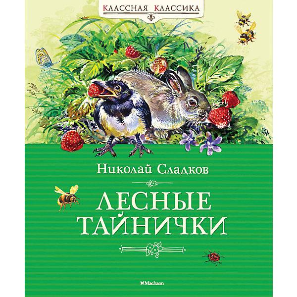 Махаон Лесные тайнички, Н. Сладкой