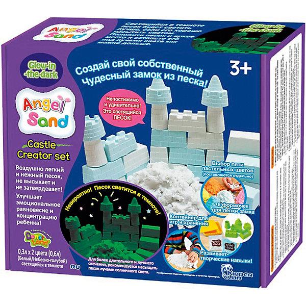 Angel Sand Игровой набор Castle Creator Set с контейнером