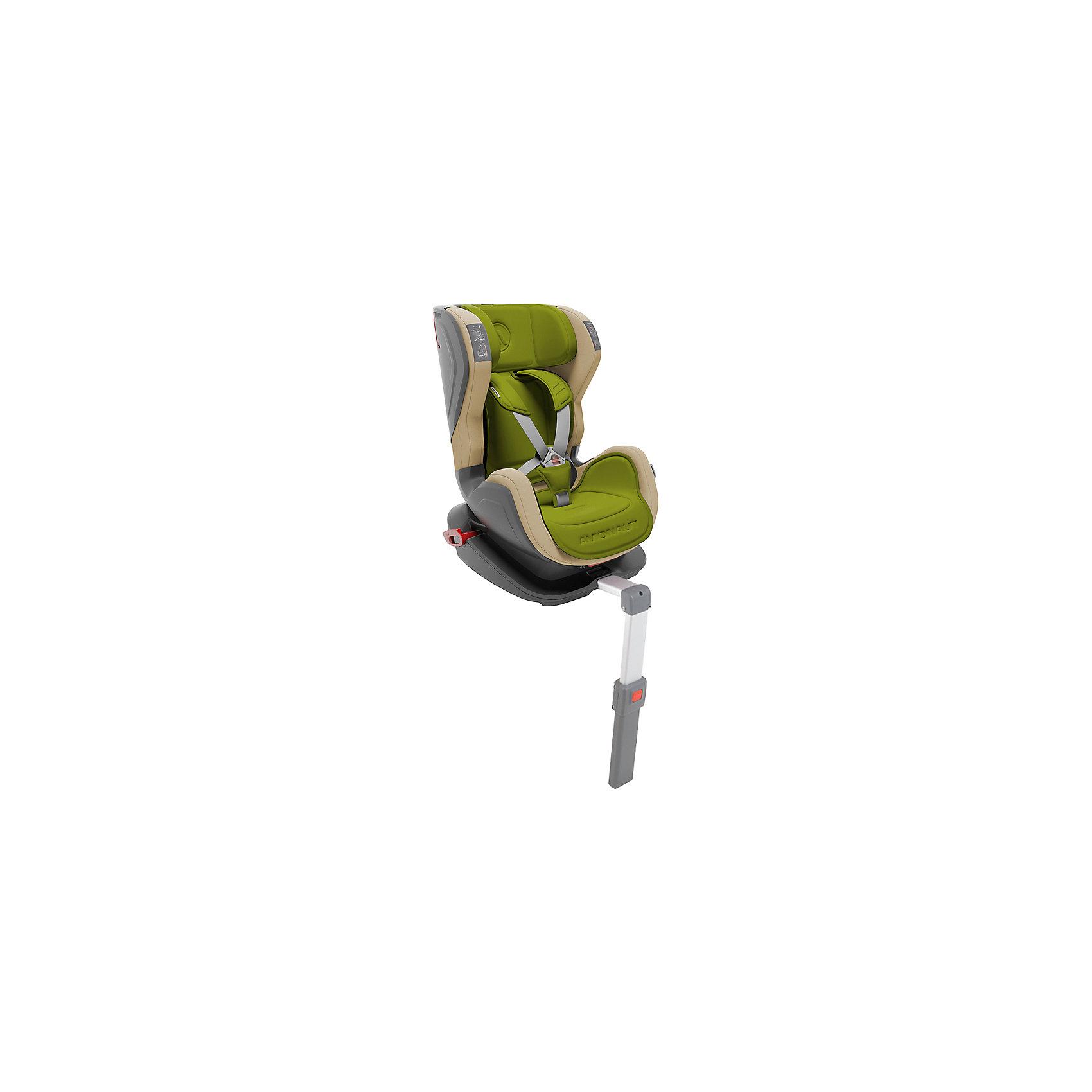 Автокресло GLIDER isofix 9-25 кг, Avionaut, оливковый/бежевый
