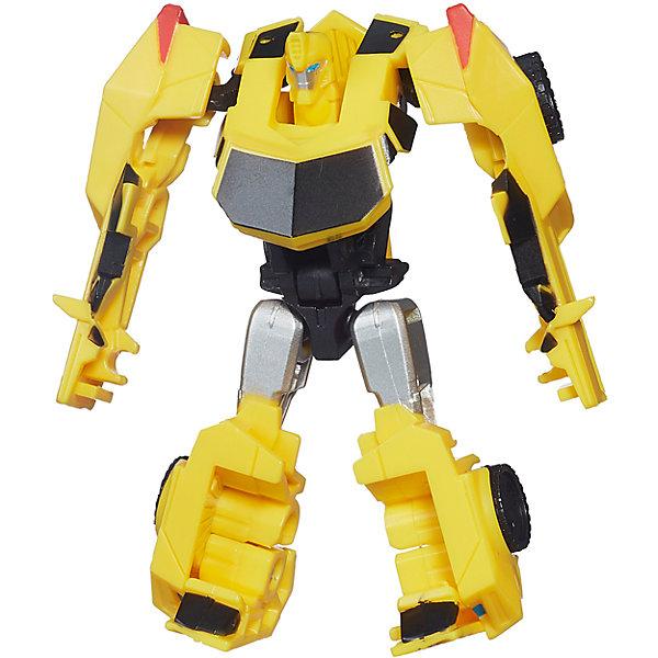 Hasbro Трансформеры Transformers Роботы под прикрытием Легион: Бамблби hasbro hasbro трансформер combiner роботы под прикрытием в ассортименте