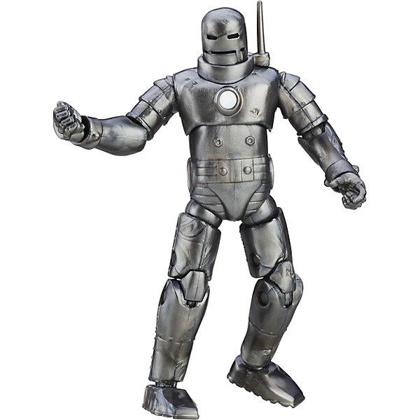Коллекционная фигурка Мстителей 9,5 см., B6356/B6406Герои комиксов<br>Коллекционная фигурка Мстителей, Hasbro, станет приятным сюрпризом для Вашего ребенка, особенно если он является поклонником популярных фильмов о супергероях Мстители. Фигурка героя выполнена с высокой степенью детализации и полностью повторяет своего экранного персонажа. Теперь можно разыгрывать по-настоящему масштабные сражения с любимыми героями. Фигурка изготовлена из высококачественных безопасных для детского здоровья материалов, имеет подвижные части тела. В каждый набор входит только одна фигурка персонажа. Собранные вместе они составят замечательную и оригинальную коллекцию.  Дополнительная информация:  - Материал: пластик. - Размер фигурки: 9,5 см. - Размер упаковки: 12 х 4 х 23 см.  - Вес: 0,15 кг.   Коллекционную фигурку Мстителей 9,5 см., Hasbro, можно купить в нашем интернет-магазине.<br>Ширина мм: 229; Глубина мм: 51; Высота мм: 121; Вес г: 1413; Возраст от месяцев: 48; Возраст до месяцев: 144; Пол: Мужской; Возраст: Детский; SKU: 4833577;