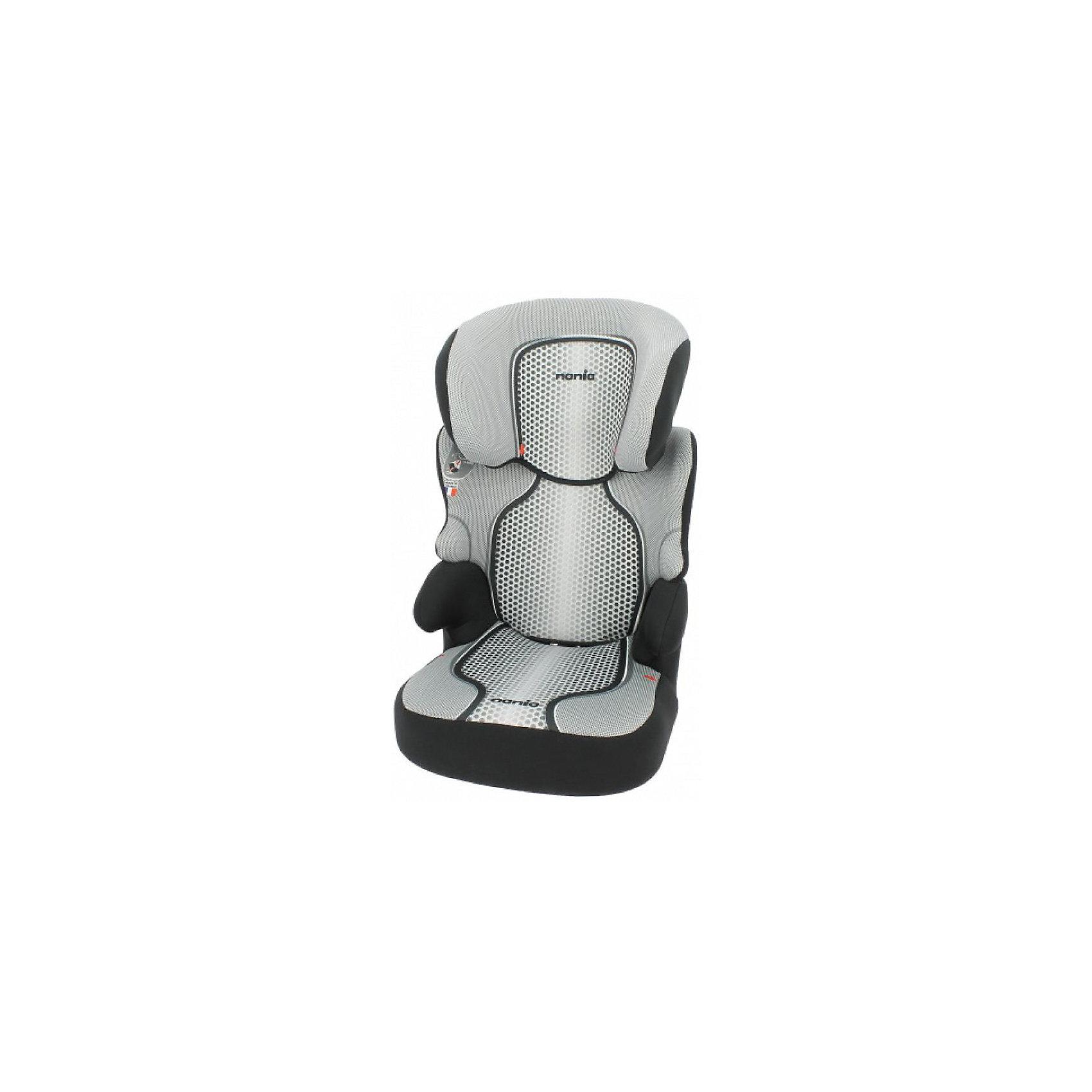 Автокресло Befix SP FST 15-36 кг., Nania, pop black