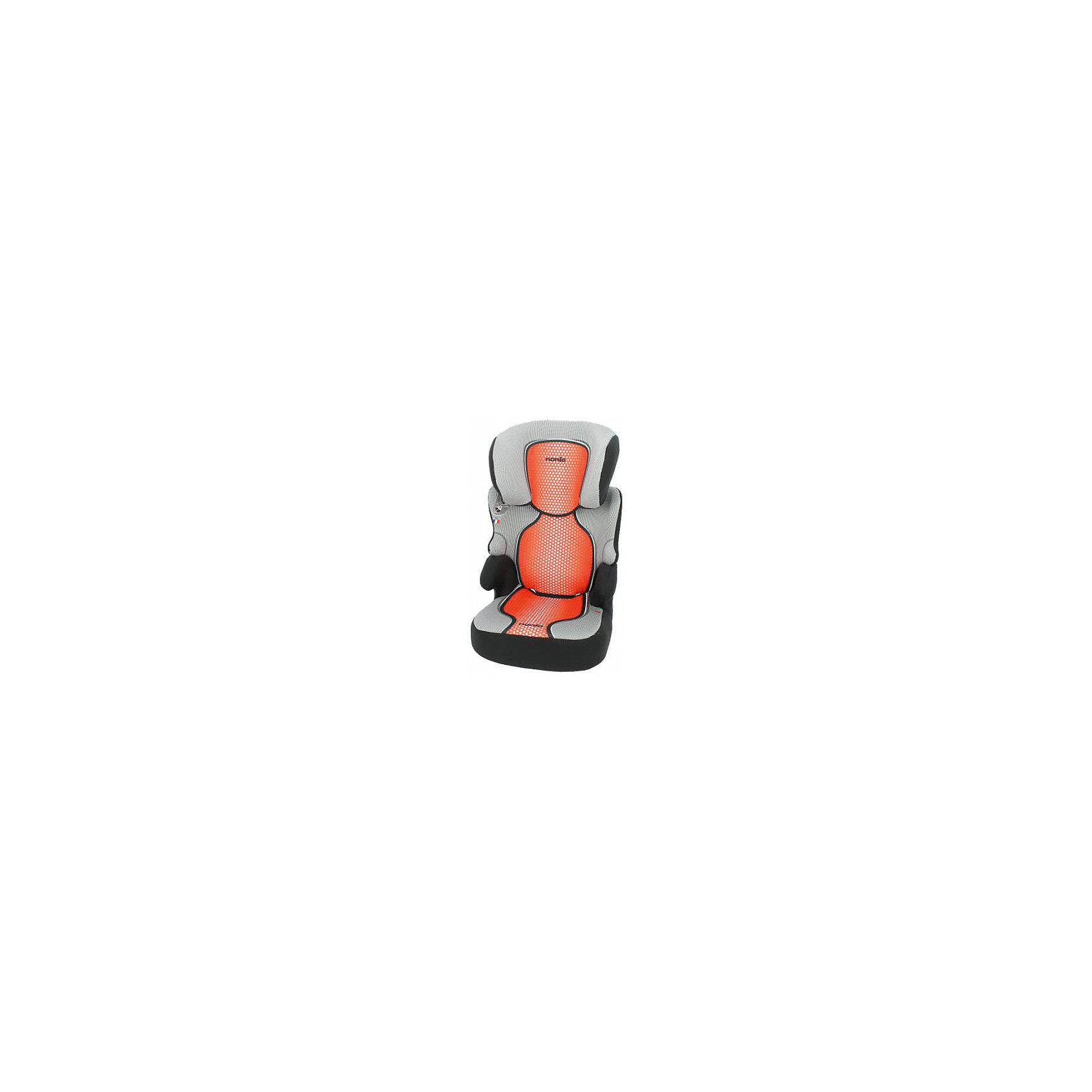 Автокресло Nania Befix SP FST 15-36 кг, pop red