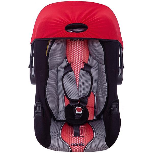 Nania Автокресло Nania Beone SP FST 0-13 кг, pop red автокресло nania driver fst skyline black