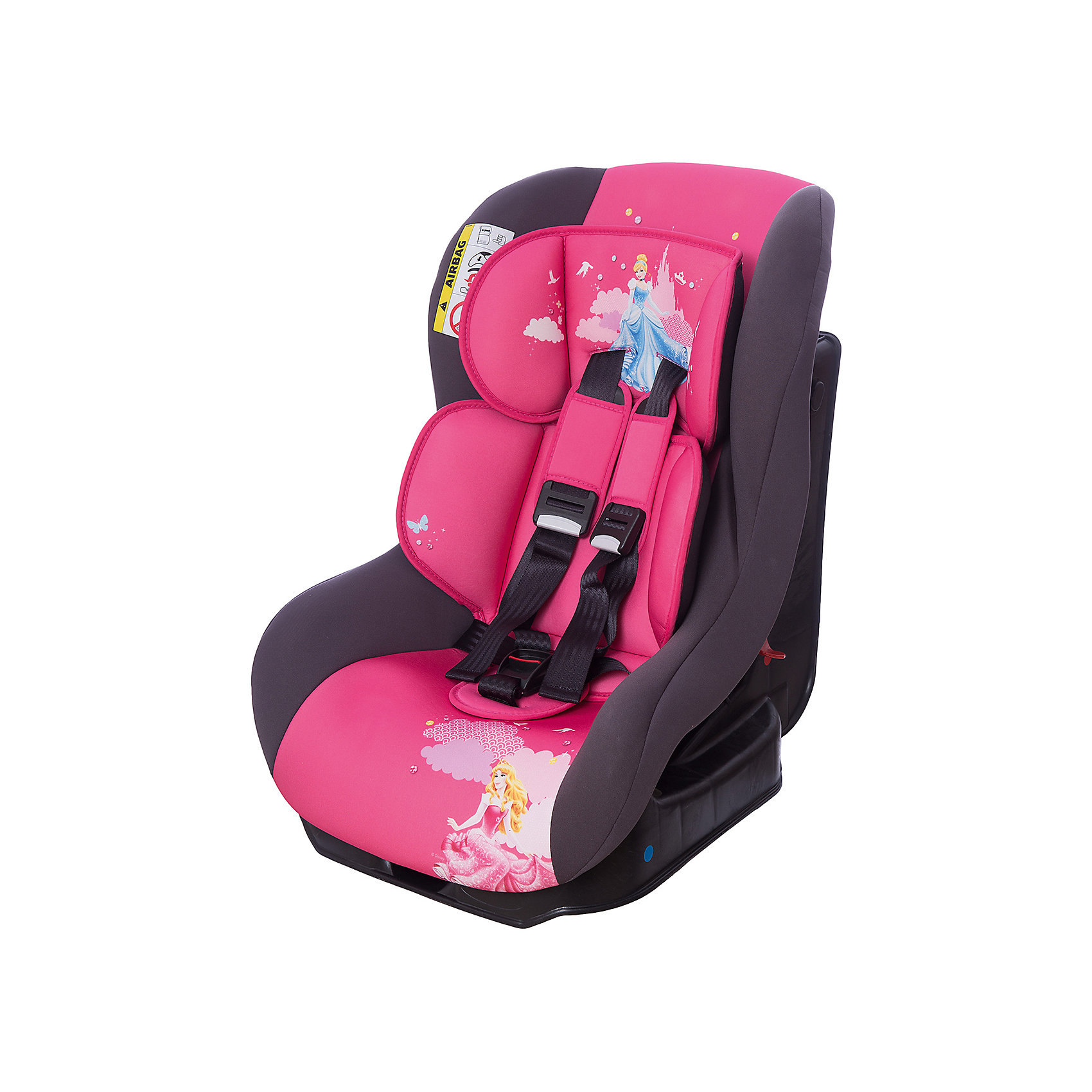 Автокресло Nania Driver 0-18 кг, princess, Disney