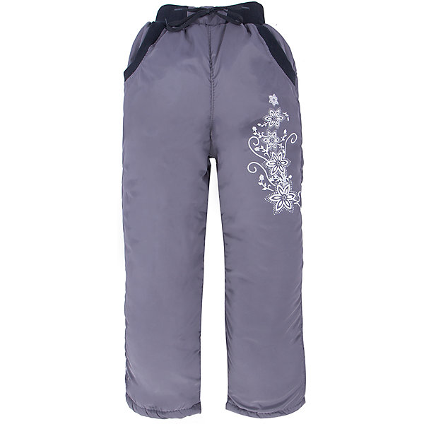 Брюки для девочки DAUBERВерхняя одежда<br>Характеристики товара:<br><br>• цвет: серый<br>• состав ткани: 100% полиэстер<br>• подкладка: 100% полиэстер <br>• утеплитель: 100% полиэстер (синтепон)<br>• сезон: зима<br>• температурный режим: от -20 до +10 <br>• плотность наполнителя: 200 гр/м?<br>• особенности модели: спортивный стиль<br>• пояс: резинка<br>• страна бренда: Россия<br>• страна изготовитель: Россия<br><br>Качественная детская одежда от бренда Dauber обеспечит ребенку комфорт в любую погоду. Утепленные брюки для ребенка сделаны из материала, который легко чистится. Детские брюки комфортно сидят, не стесняет движений, легко надеваются. Эти брюки для ребенка сшиты из легкого быстросохнущего материала. <br><br>Брюки Dauber (Даубер) для девочки можно купить в нашем интернет-магазине.<br>Ширина мм: 215; Глубина мм: 88; Высота мм: 191; Вес г: 336; Цвет: белый/серый; Возраст от месяцев: 48; Возраст до месяцев: 60; Пол: Женский; Возраст: Детский; Размер: 110,116,122/128,104,158/164,134/140,146/152,98; SKU: 4862296;