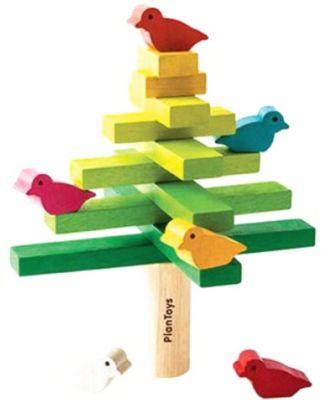 Головоломка  Балансирующее дерево , Plan Toys, артикул:4862352 - Головоломки