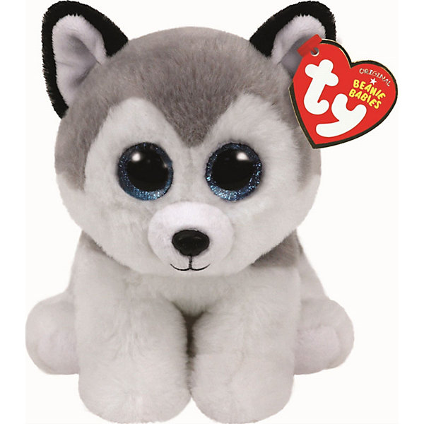 Фото - Ty Мягкая игрушка TY Щенок Бафф, 15 см shokid интерактивная мягкая игрушка shokid щенок noisette 15 см