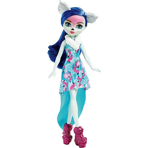Mattel Кукла-пикси Фоксан из коллекции Заколдованная зима, Ever After High mattel кукла эшлин элла из коллекции заколдованная зима ever after high