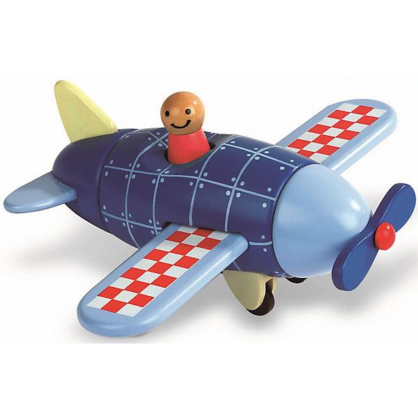 Janod Конструктор магнитный Самолет,