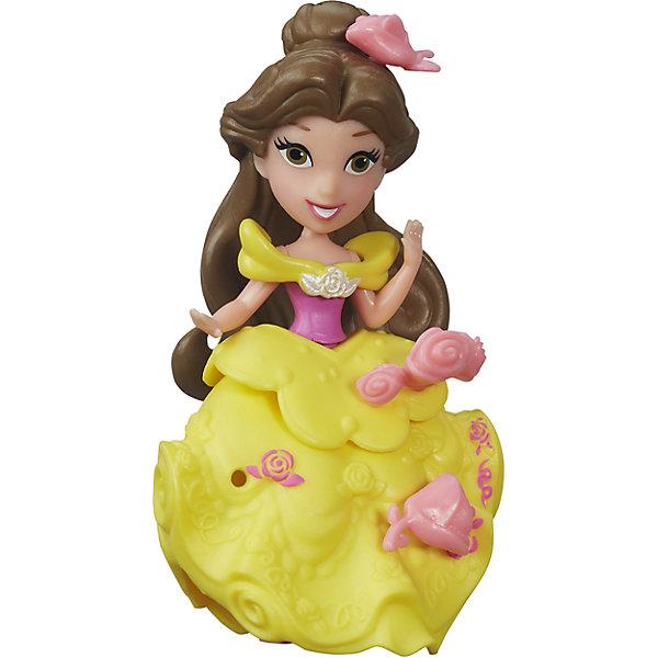 Hasbro Мини-кукла Disney Princess Маленькое королевство Бель дисней disney детские игрушки мороженое торт свет глины грязи цвета пластилина пространство костюм ds 1613