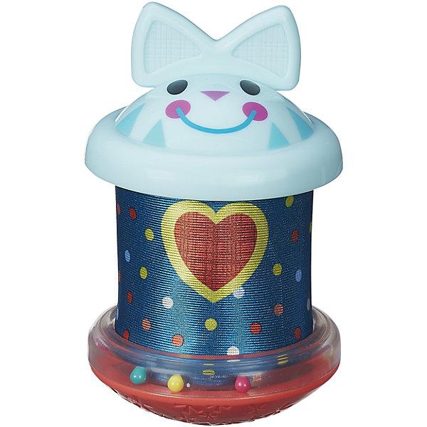 Hasbro Зверюшки-неваляшки возьми с собой, PLAYSKOOL hasbro веселый щенок возьми с собой playskool