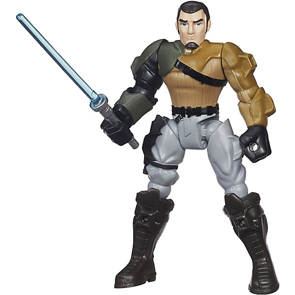 Hasbro Игровая фигурка Star Wars Hero Mashers Каннан Яррус decool 10589 hero factory 6 0 star soldier action figure surge