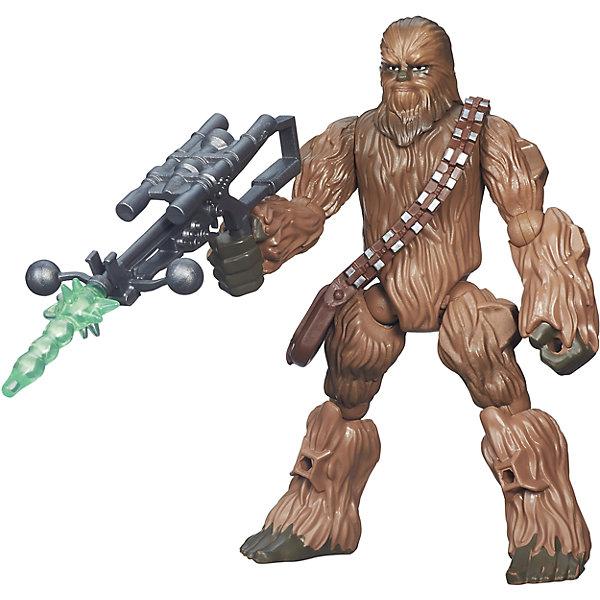 Hasbro Разборная фигурка Звездный Воин, HEROMASHERS игровые фигурки bullyland фигурка индеец воин 9 см