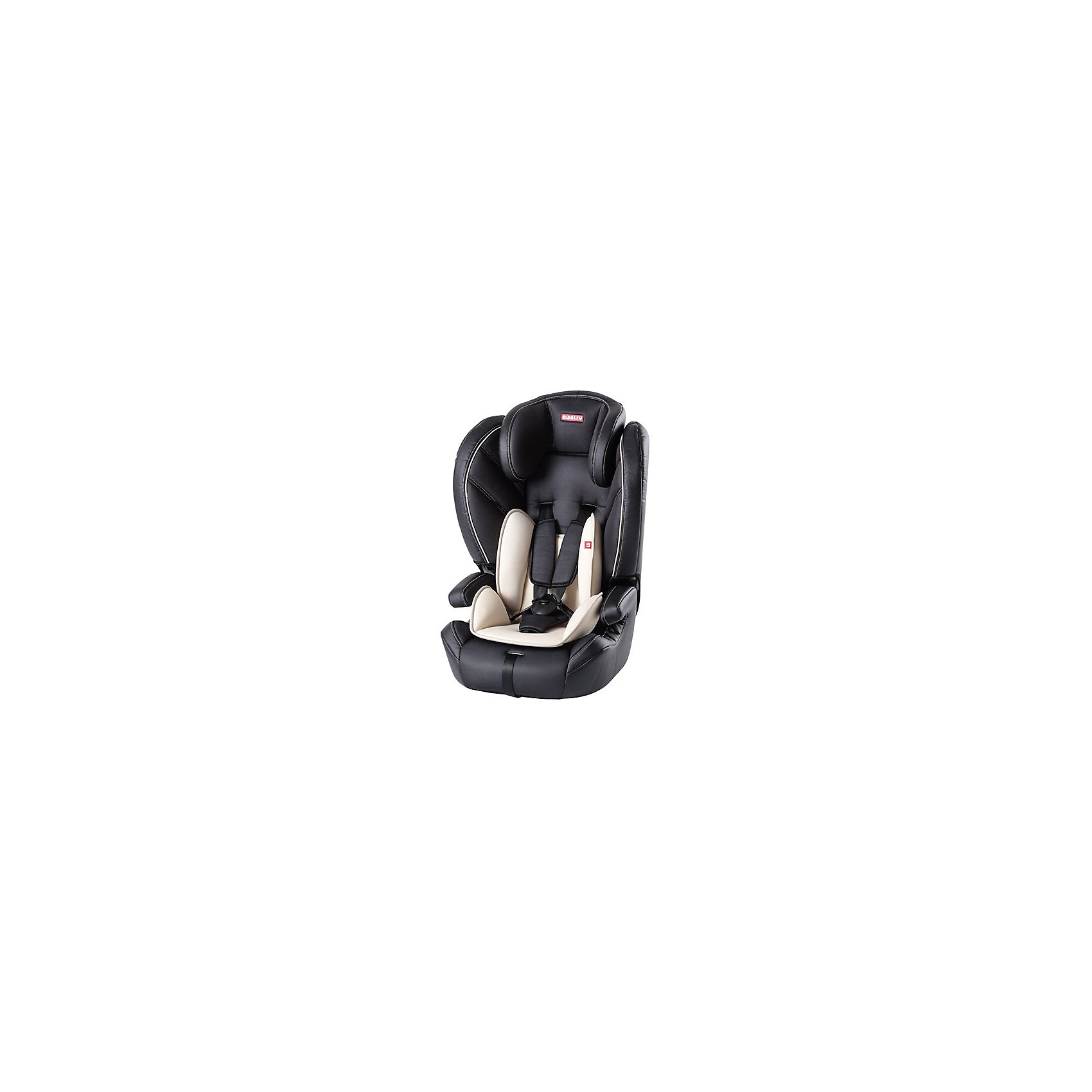 Автокресло НB-508, 9-36 кг, Amalfy, черный