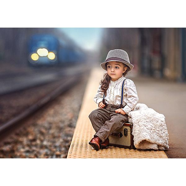 Пазл Путешествие, 500 деталей, CastorlandПазлы классические<br>Характеристики:<br><br>• размер упаковки: 22х32х4,5см.;<br>• количество элементов: 500шт.;<br>• размер готовой картинки: 47х33см.;<br>• материал: картон;<br>• вес: 308г.;<br>• для детей в возрасте: от 9 лет;<br>• страна производитель: Польша;<br><br> Красочный пазл «Путешествие» бренда Castorland (Касторланд) станет замечательным экземпляром для домашней коллекции головоломок. Это лицензионный пазл сделанный из экологически чистых материалов, которые безопасны для детей.<br><br>Мозаика имеет пятьсот разноцветных элементов, что делает сборку интереснее и труднее. Быстрее с пазлом справятся дети, которые уже имеют опыт игры с пазлами. В составлении картинки могут участвовать все члены семьи, что очень объединяет.<br><br>Собранный пазл превращается в настоящее произведение искусства. Большая яркая картина может украсить интерьер любой комнаты. Её цвета мягкие и спокойные, они не напрягают глаза, и дарят ощущение спокойствия.<br><br>Составление пазлов помогает детям развивать образное и логическое мышление, внимательность, учит правильно воспринимать связь между частью и целым, усидчивость, мелкую моторику, просто с пользой провести время.<br><br>Пазл «Путешествие», можно купить в нашем интернет-магазине.<br>Ширина мм: 320; Глубина мм: 47; Высота мм: 220; Вес г: 300; Возраст от месяцев: 72; Возраст до месяцев: 1188; Пол: Унисекс; Возраст: Детский; SKU: 4879202;