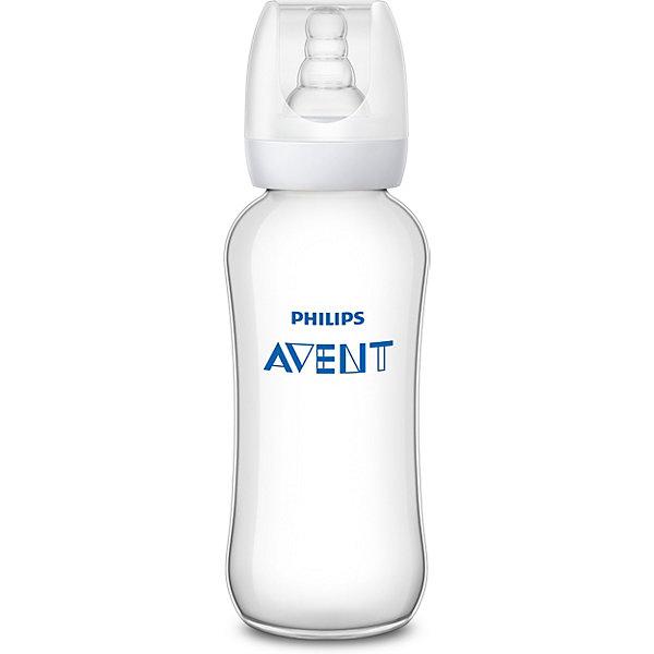 PHILIPS AVENT Бутылочка Standard 300 мл., 6 мес+, Philips Avent avent classik бутылочка для кормления 125 мл 1 шт