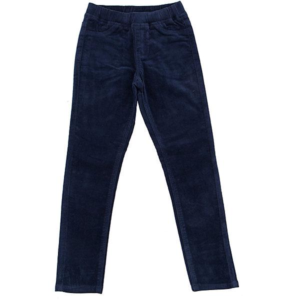 SELA Брюки для девочки SELA брюки для йоги nepal style хлопок универсальные os 42 46 красный