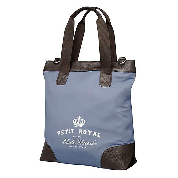 Сумка Маленький принц Petit Royal Blue, Elodie DetailsАксессуары для колясок<br>Сумка Маленький принц Petit Royal Blue, Elodie Details (Элоди Дитейлс)<br><br>Характеристики:<br><br>• вместительная и прочная<br>• пеленальный матрасик в комплекте<br>• можно носить на плече или прикрепить на коляску<br>• вместительные внешние карманы<br>• внутренние термо-карманы<br>• размер: 42х49х15 см<br>• материал: текстиль, кожа<br>• в комплекте: сумка, пеленальный матрасик, крепления для коляски<br><br>Сумка Маленький принц Petit Royal Blue - настоящий подарок для мамы. Она порадует вас своей вместительностью и комплектацией. Сумка имеет внутренний термо-карман для детского питания, большие внешние карманы и даже пеленальный матрасик. Вам больше не придется долго искать нужные вещи - всё необходимое всегда рядом! Сумку можно носить на плече или прикрепить к коляске с помощью креплений, входящих в комплект. Стильный дизайн отлично дополнит образ практичной мамочки.<br><br>Сумку Маленький принц Petit Royal Blue, Elodie Details (Элоди Дитейлс) можно купить в нашем интернет-магазине.<br>Ширина мм: 420; Глубина мм: 150; Высота мм: 375; Вес г: 716; Возраст от месяцев: 0; Возраст до месяцев: 36; Пол: Женский; Возраст: Детский; SKU: 4887739;