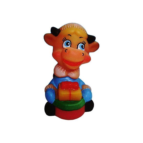 Коровка, КудесникиИгрушки для ванной<br>Коровка, Кудесники<br><br>Характеристики:<br><br>• Материал: ПВХ.<br>• Размер: 4х6х15 см.<br><br>Отличная игрушка из мягкого ПВХ надолго займет внимания вашего малыша. Эта игрушка поможет малышу при прорезывании зубов, поможет развивать моторику рук, знакомить с формой, цветом, образами также с ней можно забавно поиграть в ванной. Яркий образ милой забавной коровки поможет ребенку придумывать различные сюжетно-ролевые игры.<br><br>Коровку, Кудесники, можно купить в нашем интернет – магазине.<br>Ширина мм: 30; Глубина мм: 50; Высота мм: 85; Вес г: 30; Возраст от месяцев: 12; Возраст до месяцев: 36; Пол: Унисекс; Возраст: Детский; SKU: 4896441;