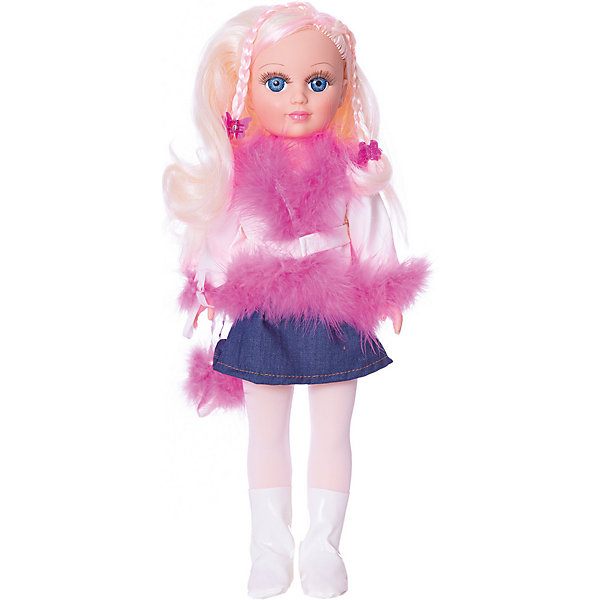 Весна Кукла Анастасия, со звуком, 40 см, Весна кукла весна анна 20 42 см со звуком в3034 о 171979