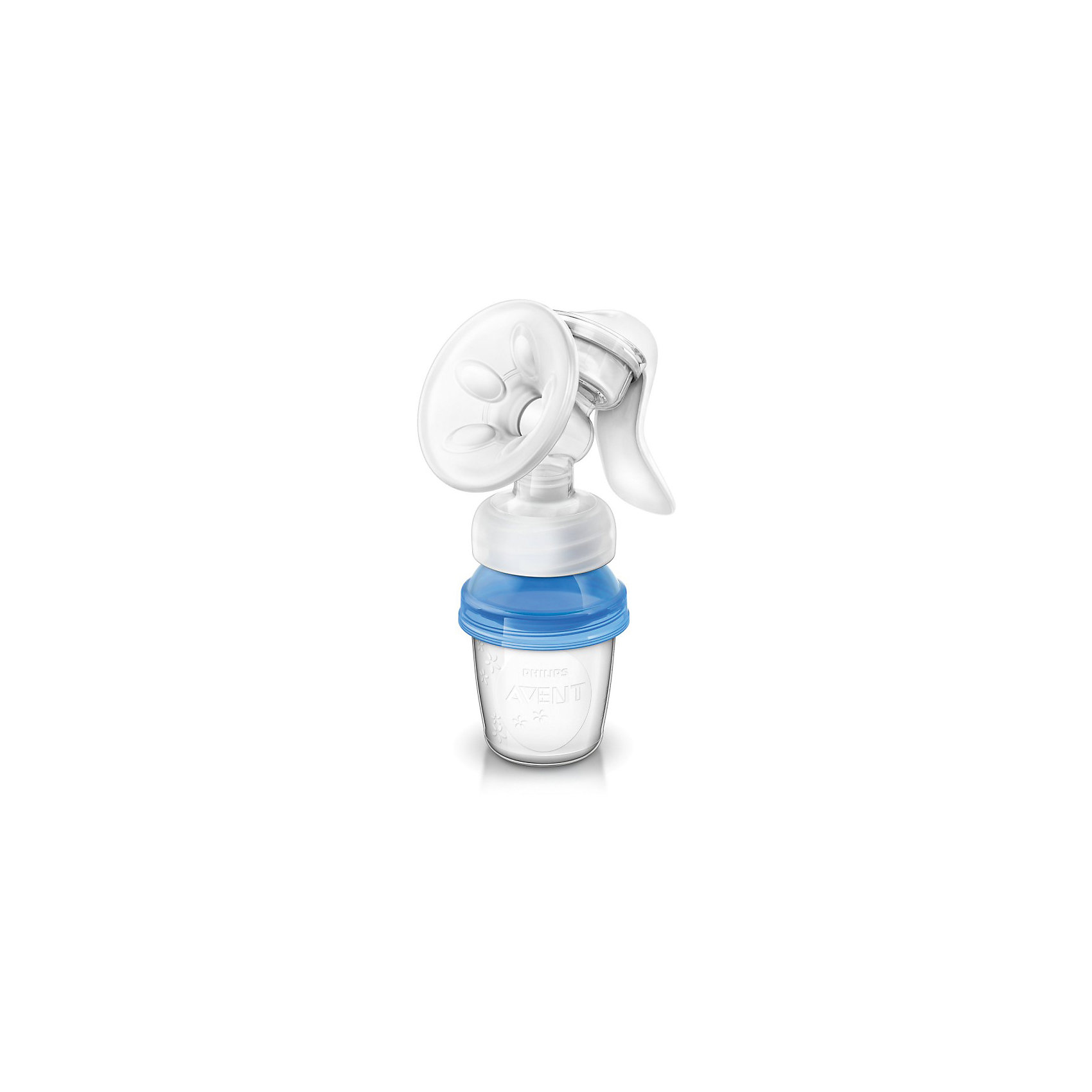 Ручной молокоотсос Natural, Philips Avent