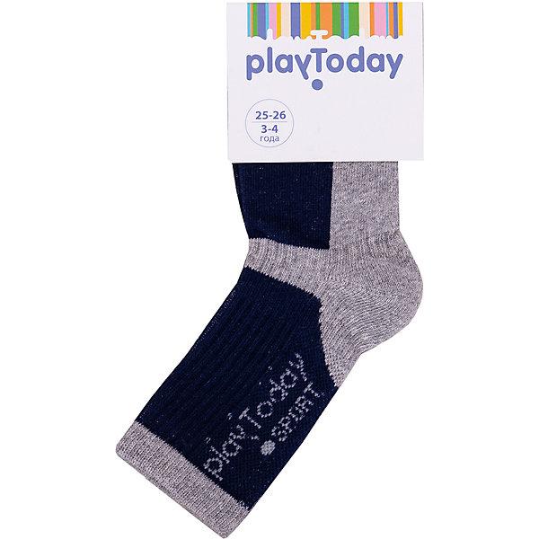 PlayToday Носки для мальчика PlayToday playtoday брюки для мальчика playtoday